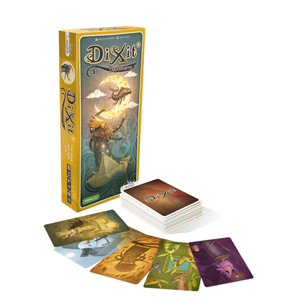 Dixit 5 DAYDREAMS (Hayaller)